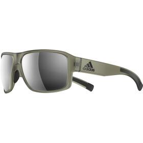 adidas Jaysor - Lunettes cyclisme - gris